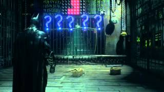 Batman Arkham Knight: Riddler Challenge #3 (Riddletorium)