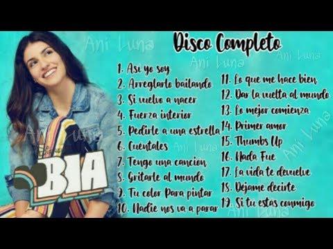 """Download Disco completo de BIA - Canciones con nombre (From""""BIA"""" / Así Yo Soy)"""