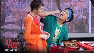 Trường Giang Gài Thánh Ăn Hari Won Cạp Cây Bút Giả | Hài Trường Giang 2019 [Full HD]