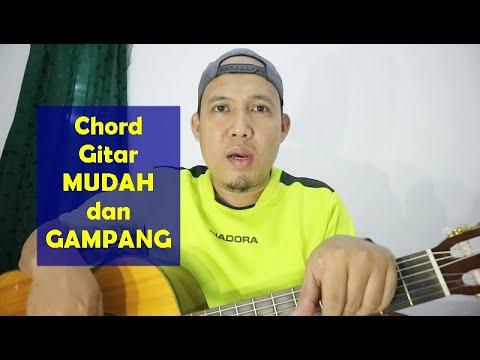 Kunci Chord Gitar Mudah Akhirnya GIGI