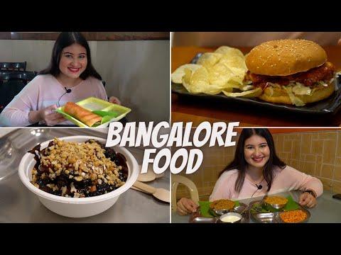 Best Of Bangalore Food   CTR, Truffles, Corner House, Hari Sandwich & More