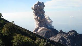 Guatemala - Volcano La Mariya (2010)