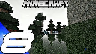 MINECRAFT - Gameplay Walkthrough Part 8 - Exploring, Taming Cat & New Village (Ray Tracing)