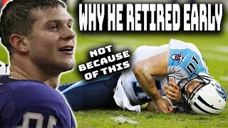 What Happened to Jake Locker? (Why He REALLY Retired Early..Its Not What You Think)