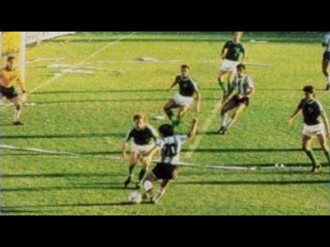 Argentina vs. West Germany   Friendly   16-12-1987