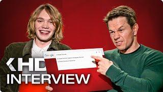 Mark Wahlberg & Charlie Plummer beantworten Fragen aus dem Web (2018)
