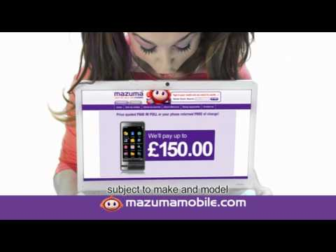 Mazuma Mobile 2011 TV Advert | Recycle Phone
