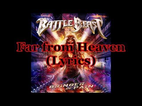 Battle Beast - Far from Heaven (Lyrics)