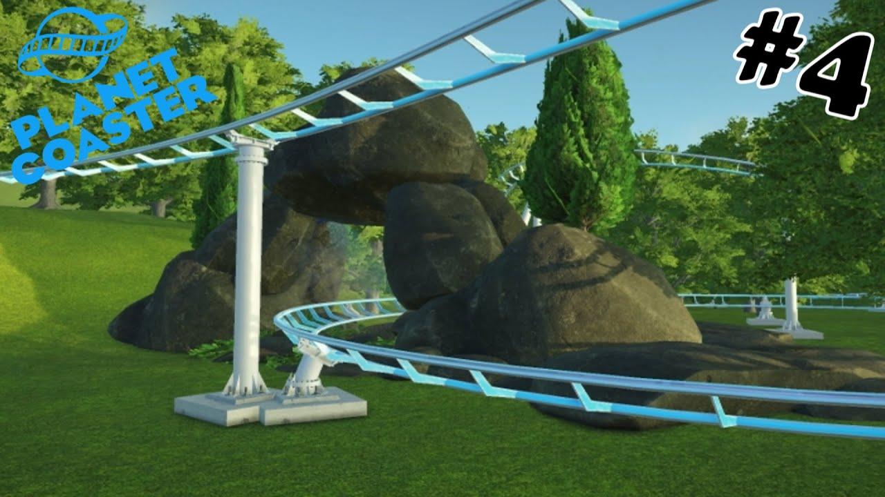 planet coaster alpha 4