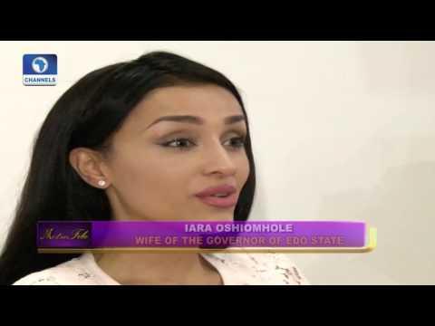 Metrofile: Personality Profile Of Mrs Lara Oshiomhole