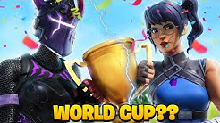 DOMINATING 4 PRO LEVEL Fortnite ARENA Games! FaZe H1ghSky1 COMPETING in WORLD CUP 2021?!?