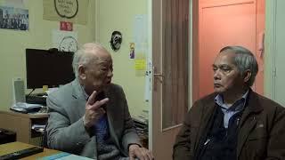 Nhà báo Bùi Tín và ông Đỗ Thông Minh tại Paris với những điều chưa kể...