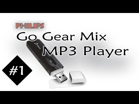 Product Review 01 - Philips Go Gear Mix MP3 Player Review in Hindi