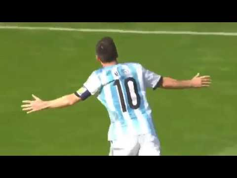 Los 57 mejores goles de messi en la seleccion argentina