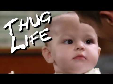 Avery is gangsta...who knew? Thug Life  General Hospital 6/5/2015