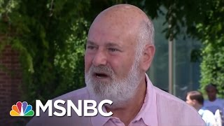 flushyoutube.com-Rob Reiner: Running For President Is Not A Reality Show | MSNBC