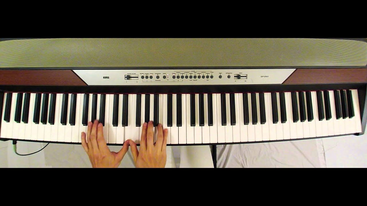 how to play tetris on piano