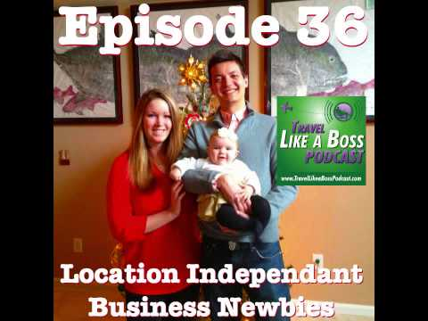 Ep 36 - Online Business Newbie's Success with Dropshipping and oDesk Writing Gigs