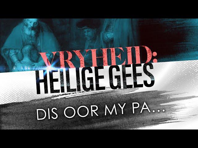 Vryheid: Heilige Gees | Dis Oor My Pa | Ritmia Erediens - 21 Junie