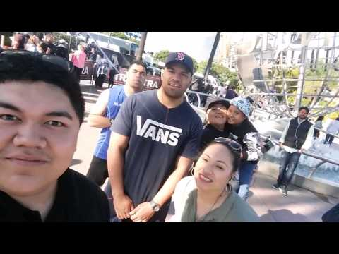 TRIP TO THE USA 2015 - Tesese Family in LA, Las Vegas and Anaheim!