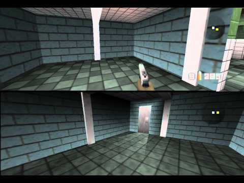Goldeneye 007 (N64) netplay with AQZ plugin