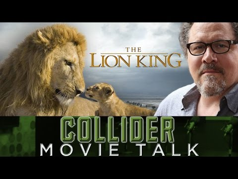 New Lion King Directed By Jon Favreau - Collider Movie Talk