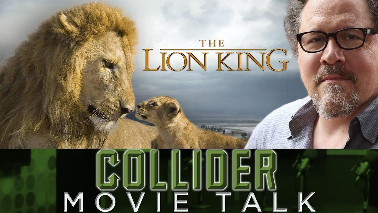 new lion king directed by jon favreau