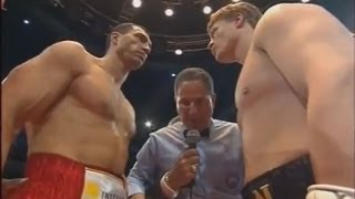 видео Wladimir Klitschko VS Alexander Povetkin Fight HD // Бой Владимира Кличко и Александра Поветкина