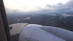 Ryanair takes off from Lappeenranta, Finland to Bergamo, Italy