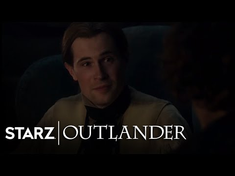 Outlander | Season 3, Episode 3 Clip: Jamie and Lord John Grey | STARZ