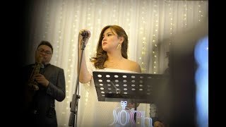 GEI WO YI GE WEN (MANDARIN SONG)   Wedding Music Bandung   Wedding Music Jakarta