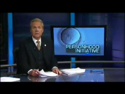 Colorado Personhood Initiative 2012 - NBC Denver 9news