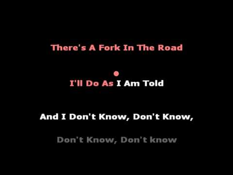 Mowgli's Road - Marina And The Diamonds [Karaoke/Instrumental With Backing Vocals]