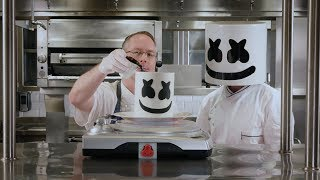 Cooking with Marshmello: How To Make Marshmello Dessert Tower (Wynn Edition)