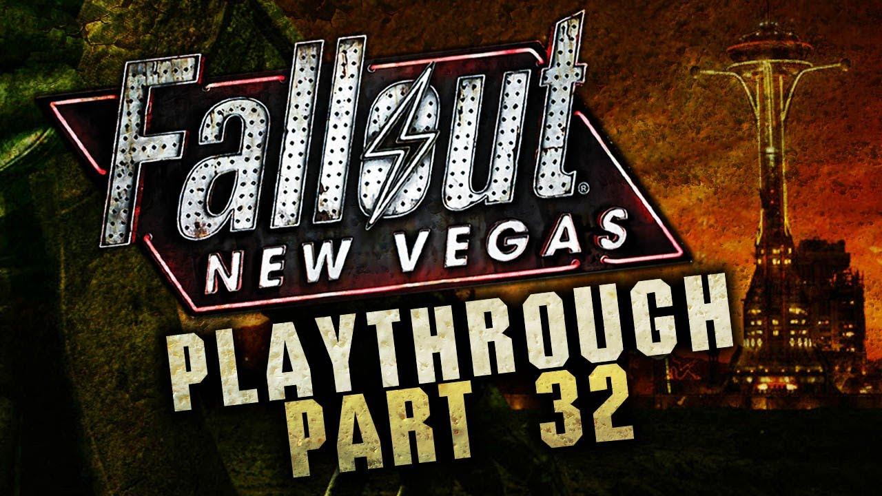 Fallout New Vegas Episode 32 Mick Ralphs Upstanding Retailers