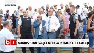 Dosar de politician: Marius Stan și blaturile politice de la Galați