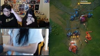 Imaqtpie Is Better Farming This Way | Dyrus And Emiru Got Scared | Aphromoo Vs Crazy Tryndamere |LoL