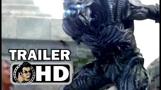 BEYOND SKYLINE Official International Trailer (2017) Frank Grillo Sci-Fi Action Movie HD