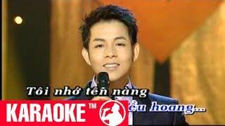 Hương Giang Còn Tôi Chờ Karaoke