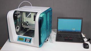 Da Vinci Jr. 1.0w - Wi-Fi Connection Setup (PC)