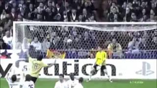 Real Madrid- Juventus 0-2 doppietta di Alex Del Piero commento Caressa