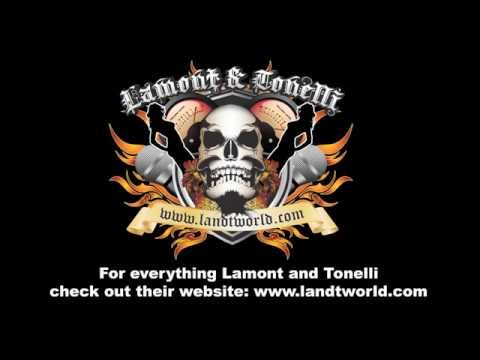 Lamont and Tonelli - Joe Perry Interview 10-16-14