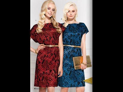 Каталоги платья женские