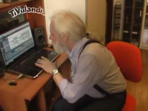 Riccardo Zara (Cavalieri del Re) e la base musicale di Kimba