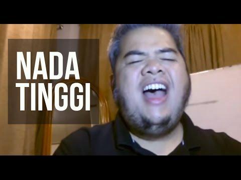 Cara nyanyi nada tinggi | How to sing high notes [English Subtitle]