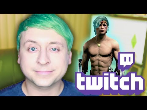 HUNKY GAY GUYS ON TWITCH