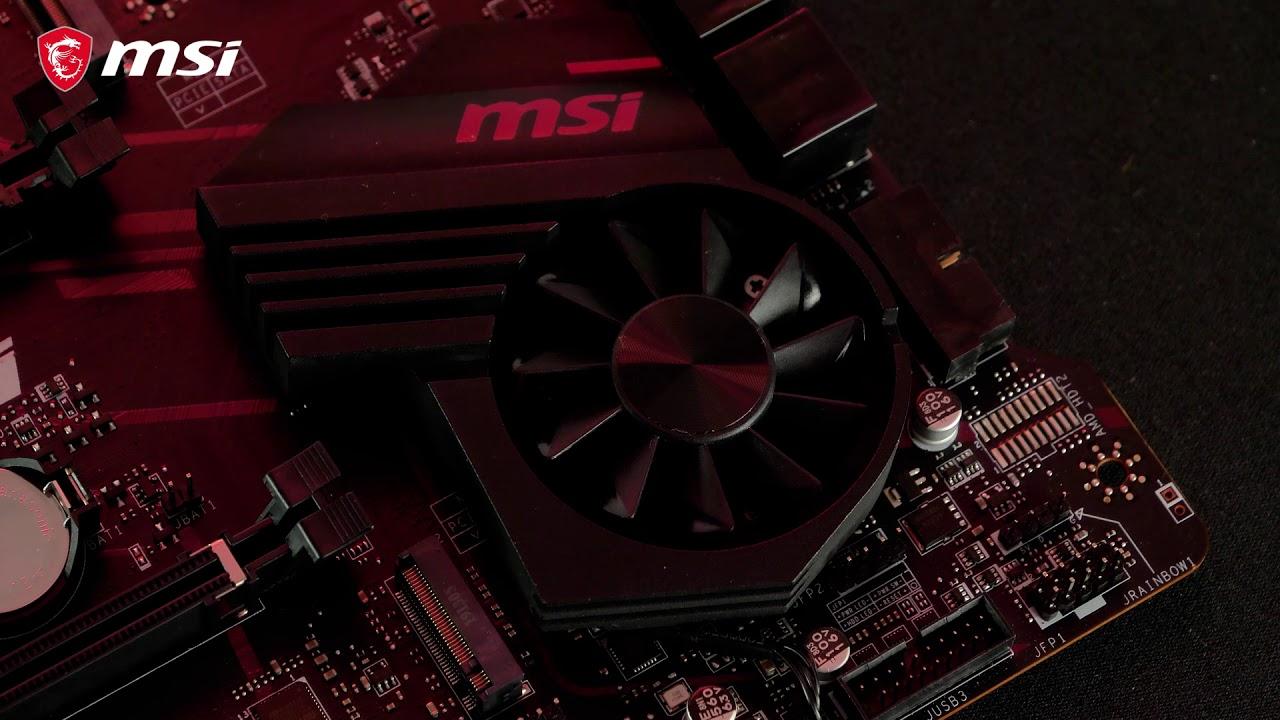Préparez-vous pour le futur avec la carte mère MPG X570 GAMING PLUS