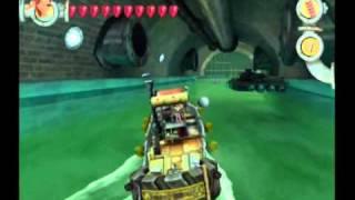 Flushed Away Movie Game Walkthrough Part 5 (GameCube)