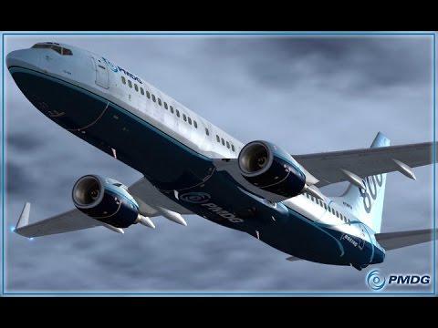 Vuelo completo LEPA/LEZL PMDG 737NGX