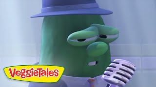 VeggieTales | The Blues With Larry | Veggie Tales Silly Songs With Larry